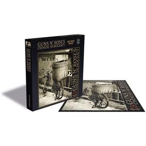 "Zee Puzzle (24967) - ""Guns N Roses, Chinese Democracy"" - 500 pezzi"