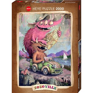 "Heye (29938) - ""Zozoville"" - 2000 pezzi"
