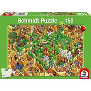 """Schmidt Spiele (56367) - """"Labyrinth"""" - 150 pezzi"""