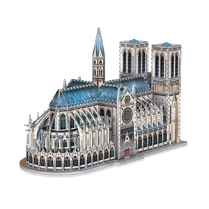 """Wrebbit (2020) - """"Notre-Dame de Paris"""" - 830 pezzi"""