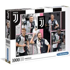 """Clementoni (39531) - """"Juventus"""" - 1000 pezzi"""