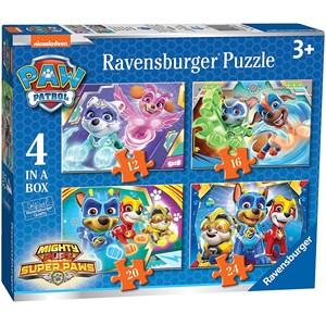 "Ravensburger (03029) - ""Paw Patrol"" - 12 16 20 24 pezzi"
