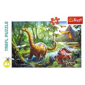 """Dino (17319) - """"Dinosaurs"""" - 60 pezzi"""