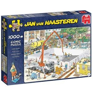 "Jumbo (20037) - Jan van Haasteren: ""Almost Ready?"" - 1000 pezzi"