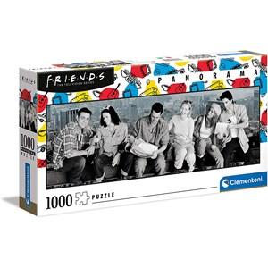 """Clementoni (39588) - """"Friends"""" - 1000 pezzi"""