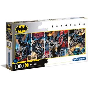 """Clementoni (39574) - """"Batman"""" - 1000 pezzi"""