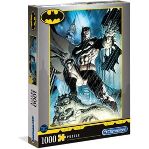 """Clementoni (39576) - """"Batman"""" - 1000 pezzi"""