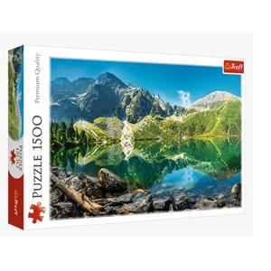 "Trefl (26167) - ""Morskie Oko Lake, Tatras, Poland"" - 1500 pezzi"