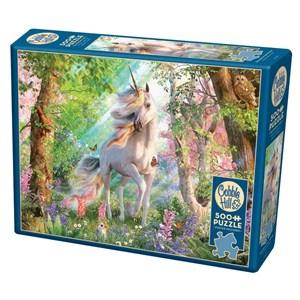 "Cobble Hill (85084) - David Penfound: ""Unicorn in the Woods"" - 500 pezzi"
