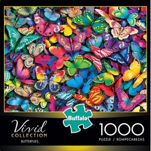 """Buffalo Games (11704) - """"Butterflies"""" - 1000 pezzi"""