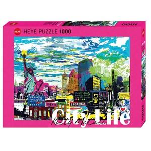"Heye (29681) - Kitty McCall: ""I Love New York!"" - 1000 pezzi"