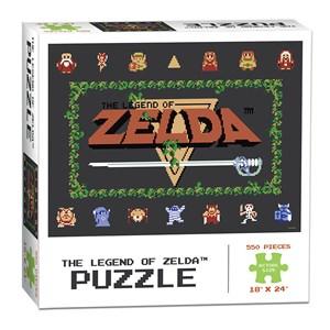 "USAopoly (PZ005-462) - ""The Legend of Zelda™ Classic"" - 550 pezzi"