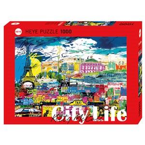 "Heye (29741) - Kitty McCall: ""I love Paris!"" - 1000 pezzi"