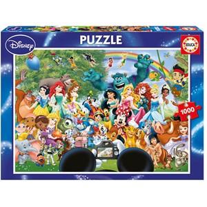 "Educa (16297) - ""World of Disney II"" - 1000 pezzi"